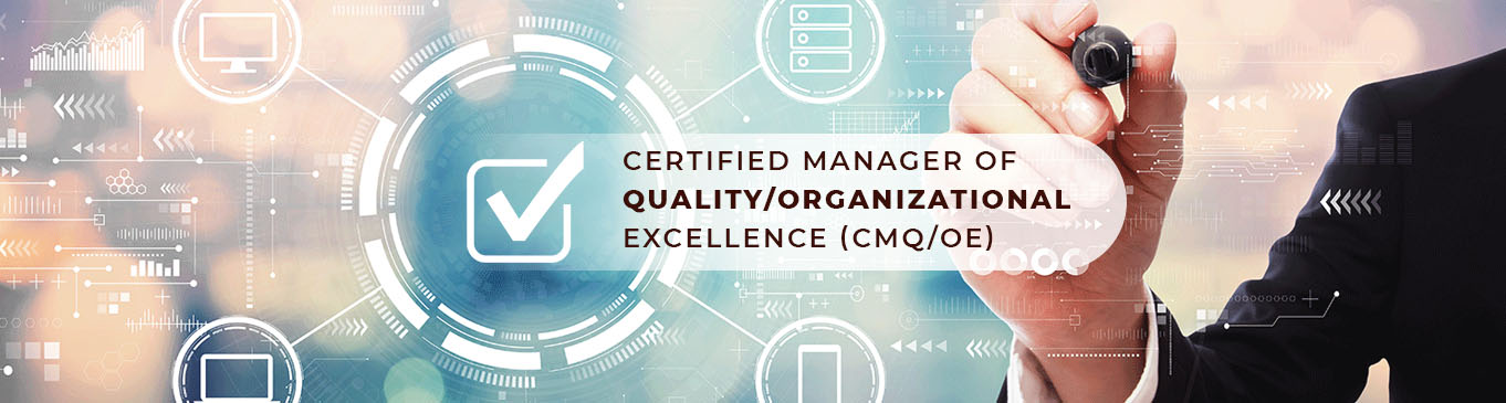 Certified Manager of Quality/Organizational Excellence (CMQ/OE) - abu dhabi